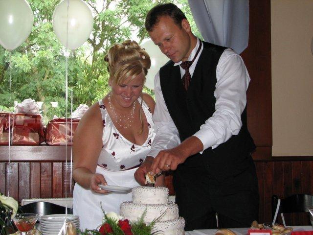 Klára Růžičková{{_AND_}}Robert Matoušek - Ochutnávání dortíku