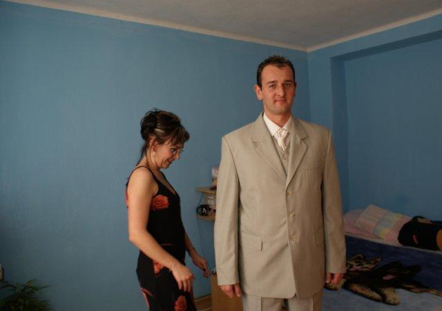 Veronika{{_AND_}}Branislav - manžel pred odchodom
