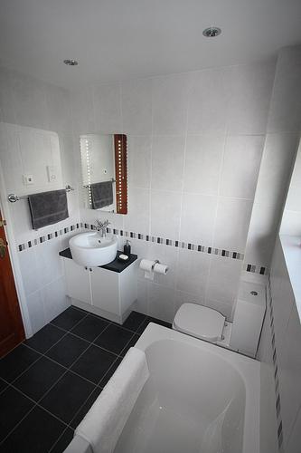 Kúpeľnové inšpirácie - Obrázok č. 7