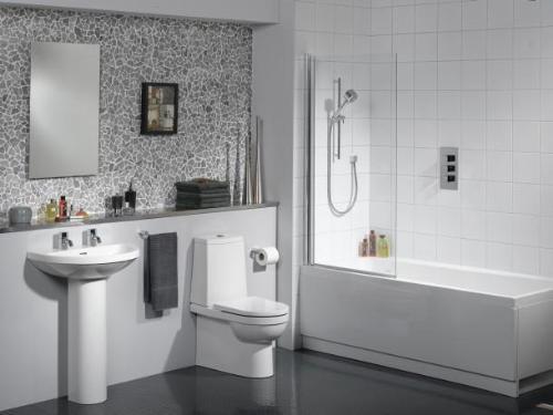 Kúpeľnové inšpirácie - Obrázok č. 17