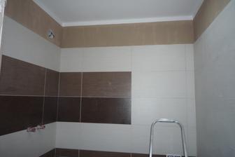 Výmalba koupelna