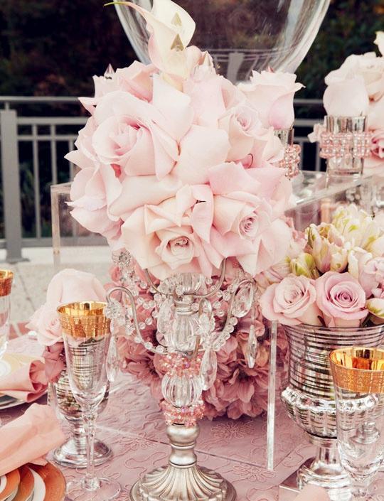 Ružová svadba inšpirácie - Obrázok č. 1