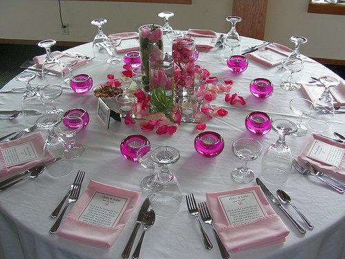 Ružová svadba inšpirácie - Obrázok č. 4