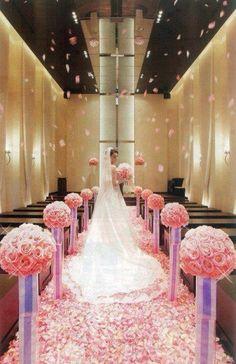 Ružová svadba inšpirácie - Obrázok č. 13