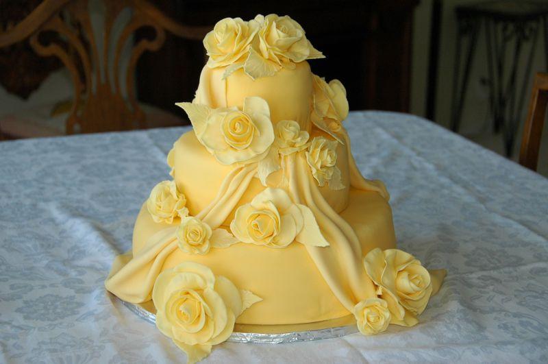 Žltá svadba inšpirácie - Obrázok č. 7
