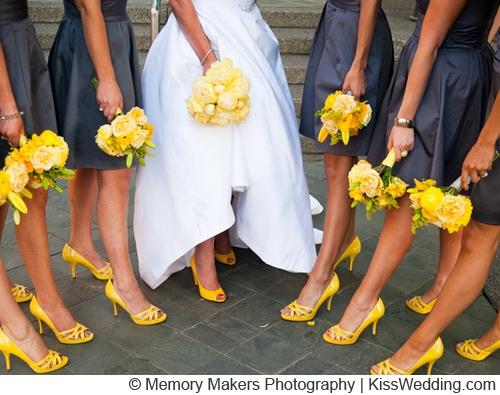 Žltá svadba inšpirácie - Obrázok č. 31