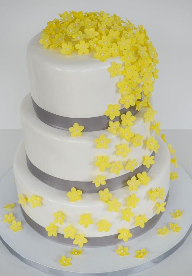 Žltá svadba inšpirácie - Obrázok č. 59
