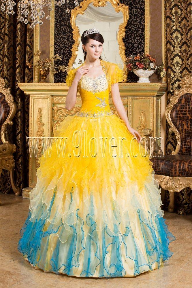 Žltá svadba inšpirácie - Obrázok č. 45
