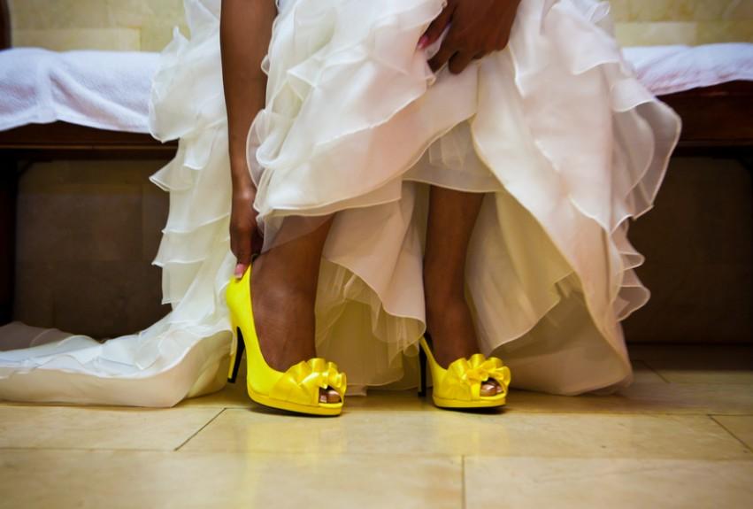 Žltá svadba inšpirácie - Obrázok č. 94