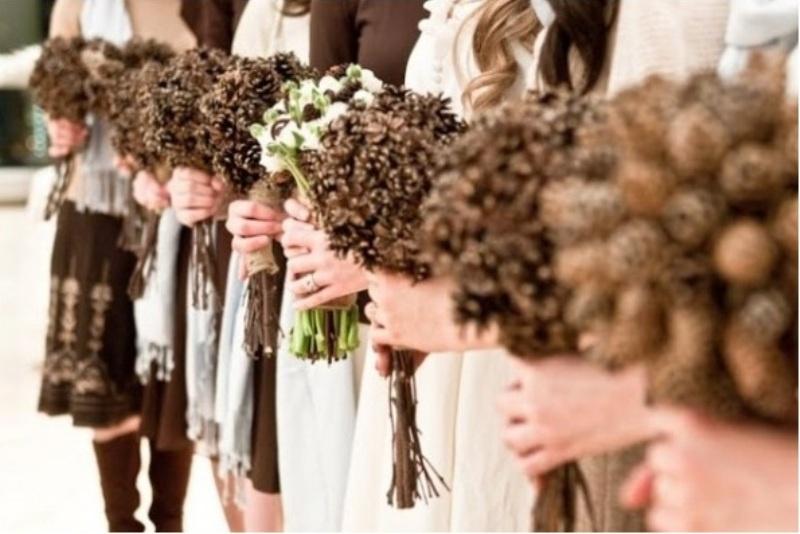 Hnedá svadba inšpirácie - Obrázok č. 41