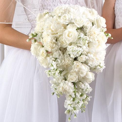 Biela svadba inšpirácie - Obrázok č. 73