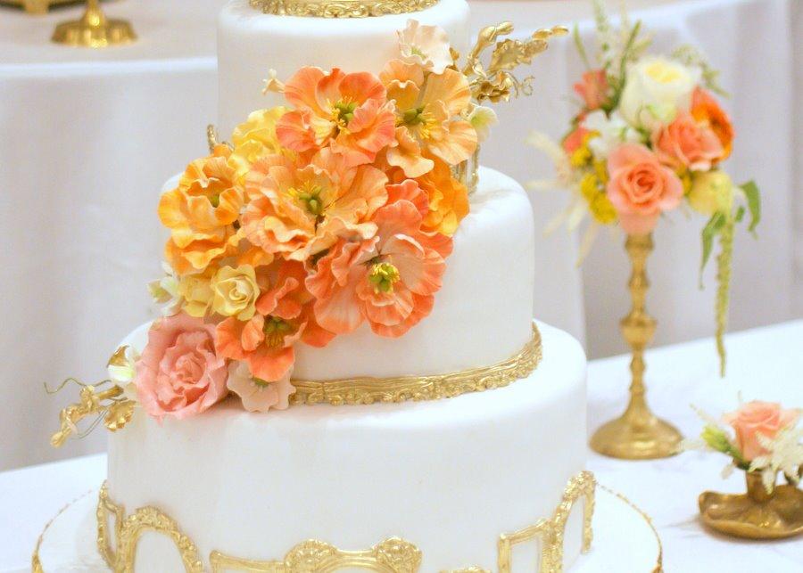 Oranžová svadba inšpirácie - Obrázok č. 4