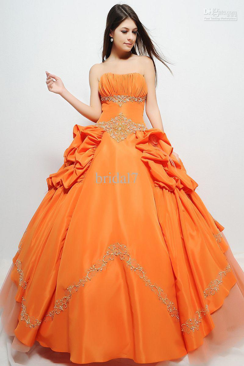 Oranžová svadba inšpirácie - Obrázok č. 5