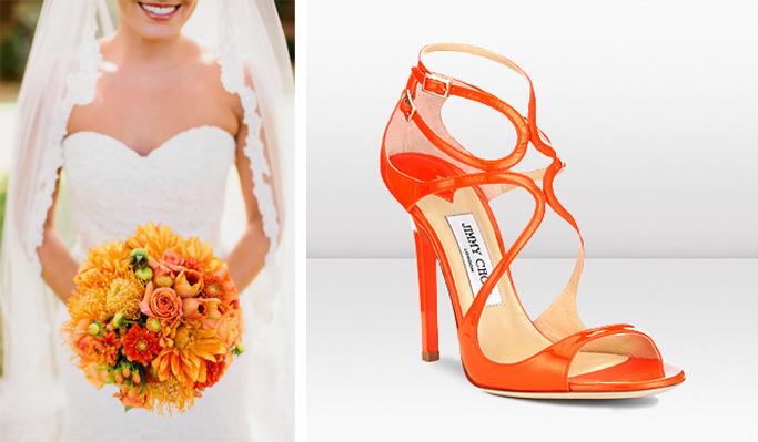 Oranžová svadba inšpirácie - Obrázok č. 18