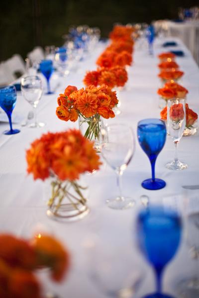 Oranžová svadba inšpirácie - Obrázok č. 14