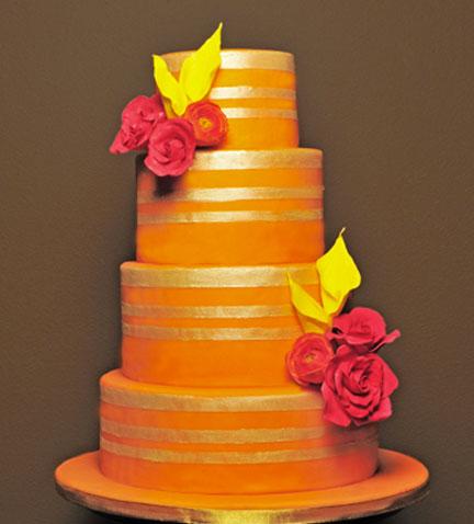 Oranžová svadba inšpirácie - Obrázok č. 17