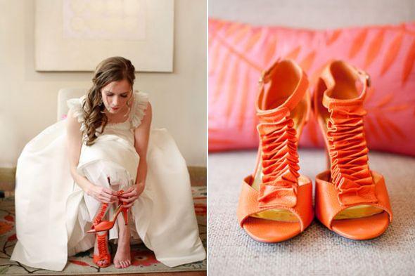 Oranžová svadba inšpirácie - Obrázok č. 30