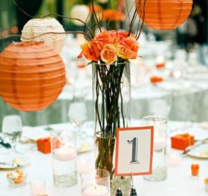 Oranžová svadba inšpirácie - Obrázok č. 31