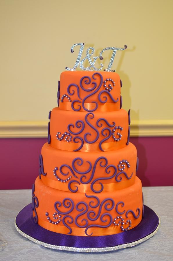 Oranžová svadba inšpirácie - Obrázok č. 36
