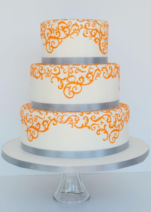 Oranžová svadba inšpirácie - Obrázok č. 50
