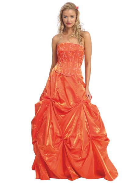 Oranžová svadba inšpirácie - Obrázok č. 62