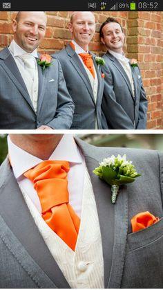 Oranžová svadba inšpirácie - Obrázok č. 63
