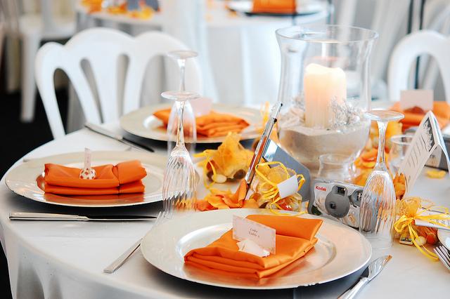 Oranžová svadba inšpirácie - Obrázok č. 69