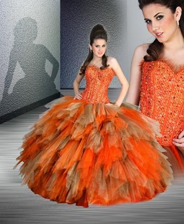 Oranžová svadba inšpirácie - Obrázok č. 70