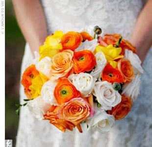 Oranžová svadba inšpirácie - Obrázok č. 72