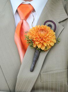 Oranžová svadba inšpirácie - Obrázok č. 73