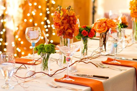 Oranžová svadba inšpirácie - Obrázok č. 77