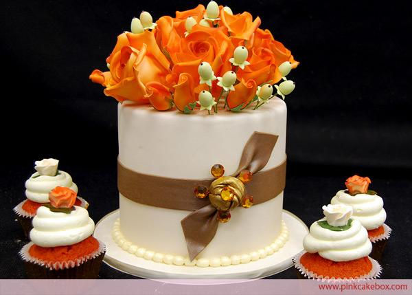 Oranžová svadba inšpirácie - Obrázok č. 97
