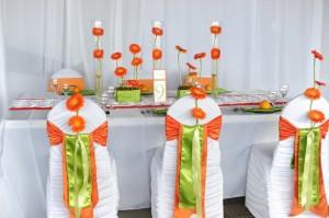 Oranžová svadba inšpirácie - Obrázok č. 98