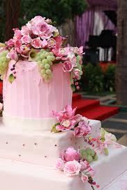 Ružové torty inšpirácie - Obrázok č. 25