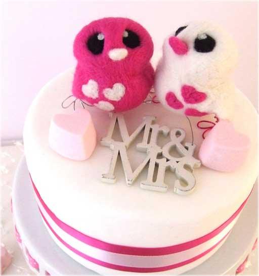 Ružové torty inšpirácie - Obrázok č. 26