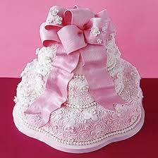 Ružové torty inšpirácie - Obrázok č. 30