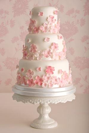 Ružové torty inšpirácie - Obrázok č. 39
