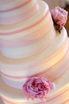 Ružové torty inšpirácie - Obrázok č. 51