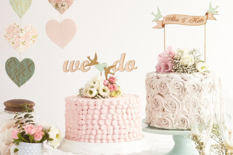 Ružové torty inšpirácie - Obrázok č. 58