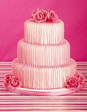 Ružové torty inšpirácie - Obrázok č. 69