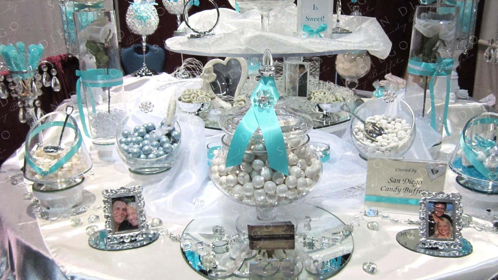 Candy bar alebo sladkosti na svadbe - Obrázok č. 4