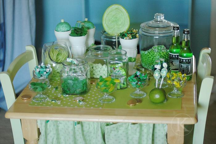 Candy bar alebo sladkosti na svadbe - Obrázok č. 11