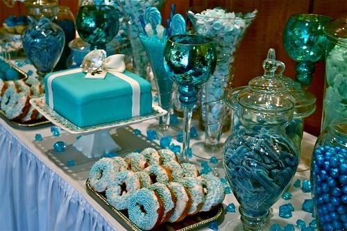 Candy bar alebo sladkosti na svadbe - Obrázok č. 12