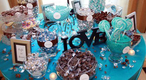 Candy bar alebo sladkosti na svadbe - Obrázok č. 16