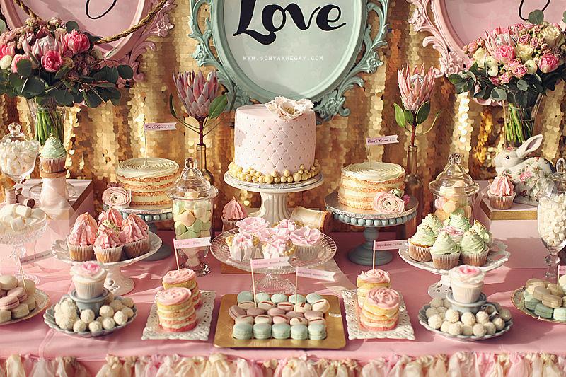 Candy bar alebo sladkosti na svadbe - Obrázok č. 13