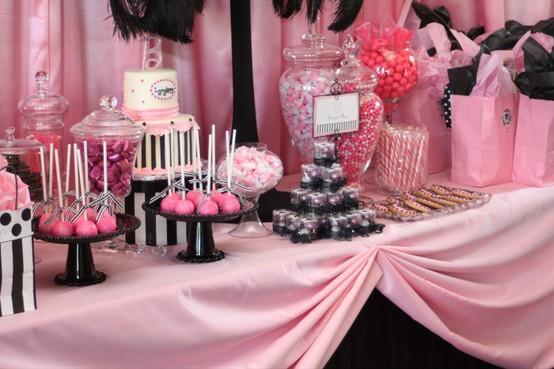 Candy bar alebo sladkosti na svadbe - Obrázok č. 21