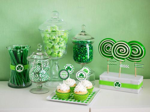 Candy bar alebo sladkosti na svadbe - Obrázok č. 26