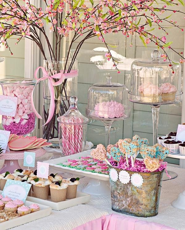 Candy bar alebo sladkosti na svadbe - Obrázok č. 28