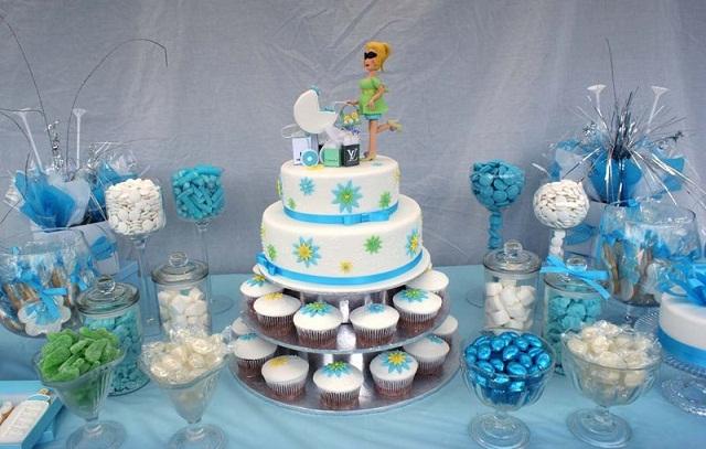 Candy bar alebo sladkosti na svadbe - Obrázok č. 36