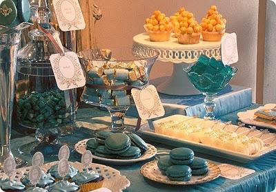 Candy bar alebo sladkosti na svadbe - Obrázok č. 43